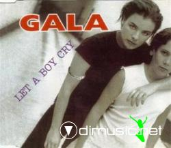 Gala - Let A Boy Cry (Maxi-CD) 1997