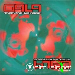 Gala - Everyone Has Inside (Maxi-CD) 1996