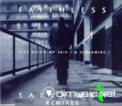 Faithless - Salva Mea (Remixes) (Maxi-CD) 1997