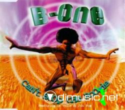 B-One - Can't Stop The Boogie (Maxi-CD) 1995