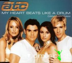 ATC - My Heart Beats Like A Drum (Dam Dam Dam) (Maxi-CD) 2000