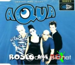 Aqua - Roses Are Red (Maxi-CD) 1996