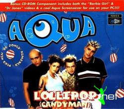 Aqua - Lollipop (Candyman) (Maxi-CD) 1998