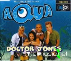 Aqua - Doctor Jones (Maxi-CD) 1997