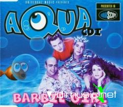 Aqua - Barbie Girl (Maxi-CD) 1997