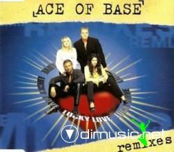 Ace Of Base - Lucky Love (Remixes) (Maxi-CD) 1995