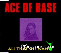 Ace Of Base - All That She Wants (Maxi-CD) 1992
