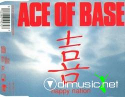 Ace Of Base - Happy Nation (Maxi-CD) 1993