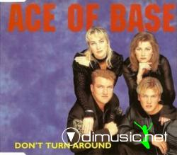 Ace Of Base - Don't Turn Around (Maxi-CD) 1994