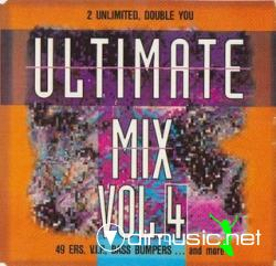 Ultimate Mix Vol. 04 (Maxi-CD) 1992