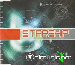 Starship - A Universal State Of Being (Maxi-CD) 1999