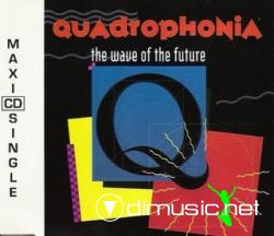 Quadrophonia - The Wave Of The Future (Maxi-CD) 1991