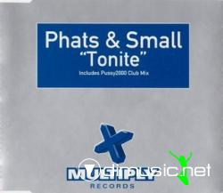 Phats & Small - Tonite (Maxi-CD) 1999