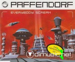 Paffendorf - Everybody Scream (Maxi-CD) 2000