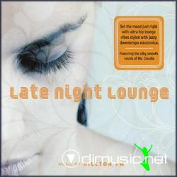 Hillton FM - Late Night Lounge (2008)