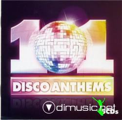 101 Disco Anthems 2008