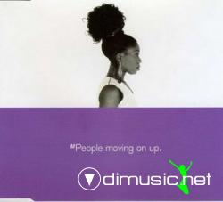 M People - Moving On Up (Maxi-CD) 1993