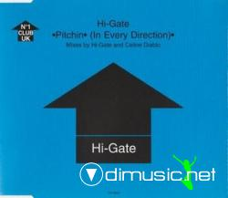 Hi-Gate - Pitchin' (In Every Direction) (Maxi-CD) 2000