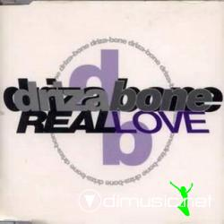 Drizabone - Real Love (Maxi-CD) 1991
