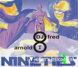 DJ Fred & Arnold T - Nineties (Maxi-CD) 1999