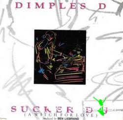 Dimples D - Sucker DJ (Maxi-CD) 1990