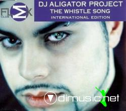 DJ Aligator Project - The Whistle Song (Maxi-CD) 2000