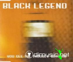 Black Legend - You See The Trouble With Me (Maxi-CD) 2000