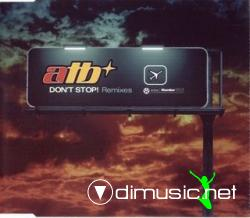 ATB - Don't Stop! (Remixes) (Maxi-CD) 1999