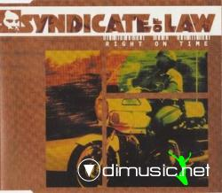 Syndicate Of Law - Right On Time (Maxi-CD) 2000