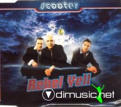 Scooter - Rebel Yell (Maxi-CD) 1996