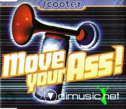 Scooter - Move Your Ass (Maxi-CD) 1994