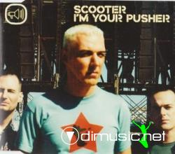 Scooter - I'm Your Pusher (Maxi-CD) 2000