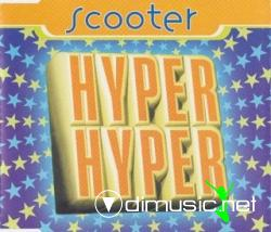 Scooter - Hyper Hyper (Maxi-Cd) 1994