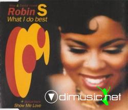 Robin S - What I Do Best (Maxi-CD) 1994