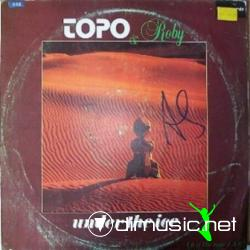 "Topo & Roby - Under The Ice (Vinyl, 12"", 45 RPM) 1984"