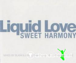 Liquid Love - Sweet Harmony (Maxi-CD) 1999