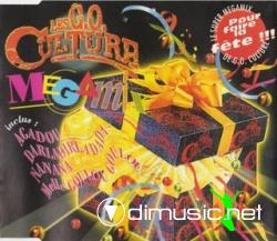 Les G.O. Culture - Megamix (Maxi-CD) 1993