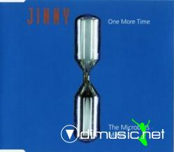 Jinny - One More Time (The Microbots Mixes) (Maxi-CD) 1994