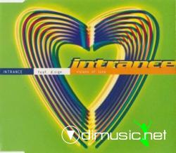 Intrance Feat. D.Sign - Visions Of Love (Maxi-CD) 1994