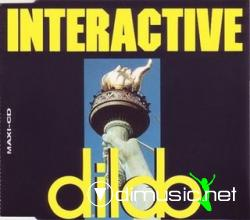 Interactive - Dildo (Maxi-CD) 1992