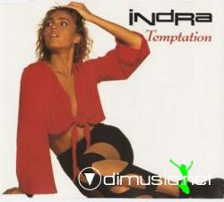 Indra - Temptation (Maxi-CD) 1991
