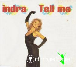 Indra - Tell Me (Maxi-CD) 1992