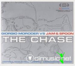 Giorgio Moroder vs Jam & Spoon - The Chase (Maxi-CD) 2000