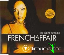 French Affair - Do What You Like (Maxi-CD) 2000