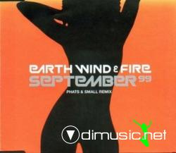 Earth, Wind & Fire - September 99' (Phats & Small Remix) (Maxi-CD) 1999
