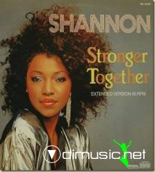 Shannon - Stronger Together (1985)