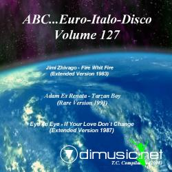 ABC...Euro-Italo-Disco vol.127- vol.135