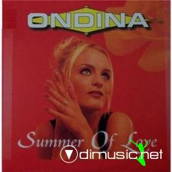 Ondina - Summer Of Love (Maxi-CD) 1996