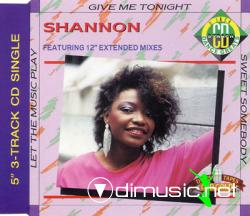Shannon - Let The Music Play (1991)