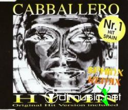 Cabballero - Hymn (Sphinx Remix) (Maxi-CD) 1994